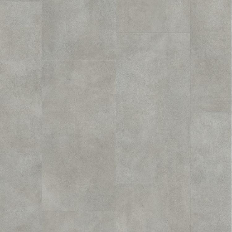 Pergo Tile  Warm Grey Concrete Premium Click - Vinylgolv