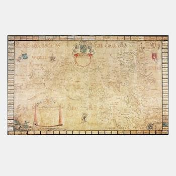 Gripenhielms Mälarkarta – 1689