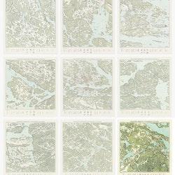 Trakten runt Stockholm, blad 9 – 1861
