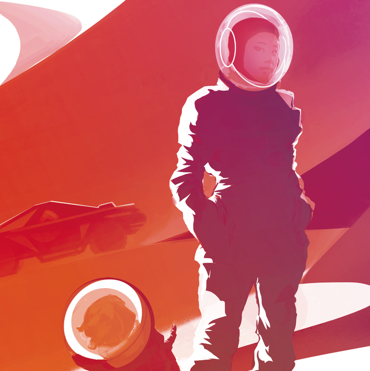 """Poster från NASA, """"Mars Explore"""""""