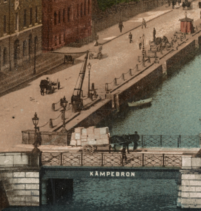 Bild/foto – Göteborg – ca 1890
