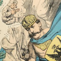 Karta – The Avenger, satir – 1877