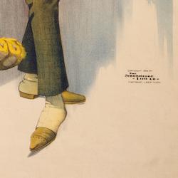 Poster – A Tammany Tiger – 1896