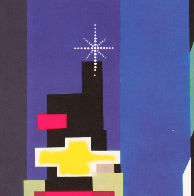 Poster – New York, Fly TWA – 1960