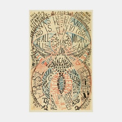 Bildkonst – On the Writing of the Insane – 1870