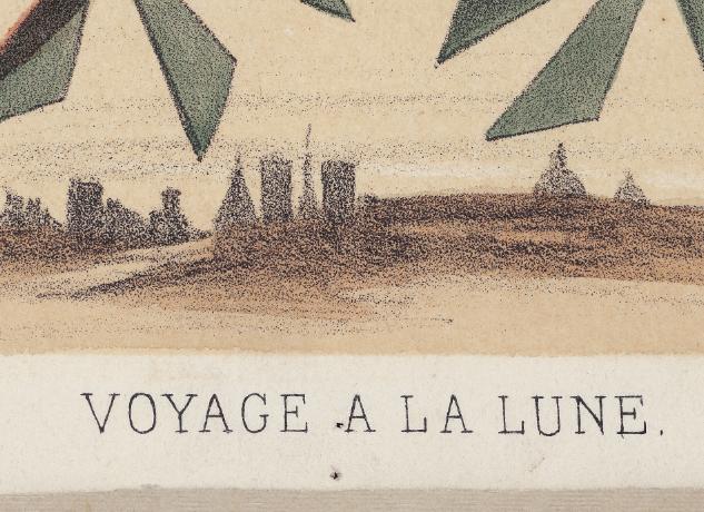 Bild - Voyage A La Lune – 1865