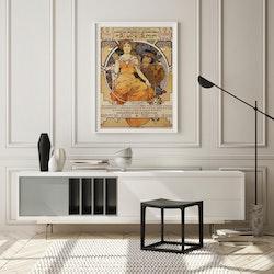 Poster – Alphonse Mucha
