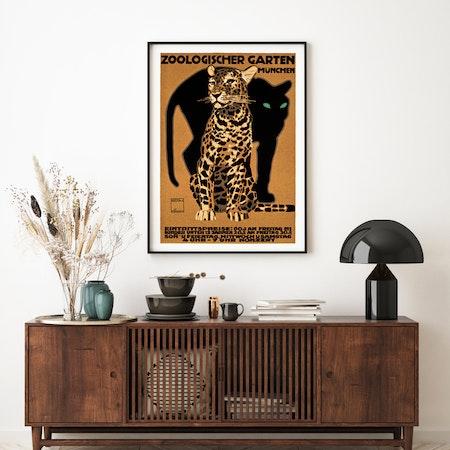 Poster – Zoologische München