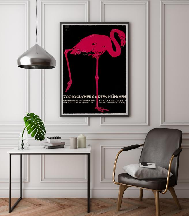 Poster – Zoologische München II