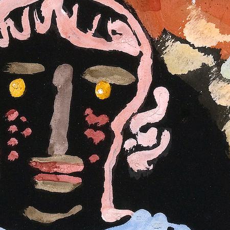 """Konst – Paul Klee, """"Bildnis"""""""