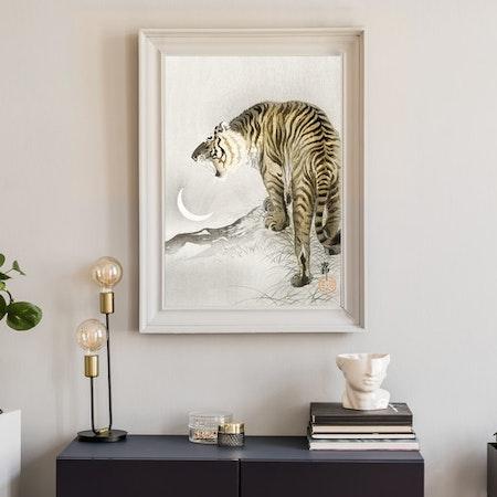 Japanskt, Roaring Tiger