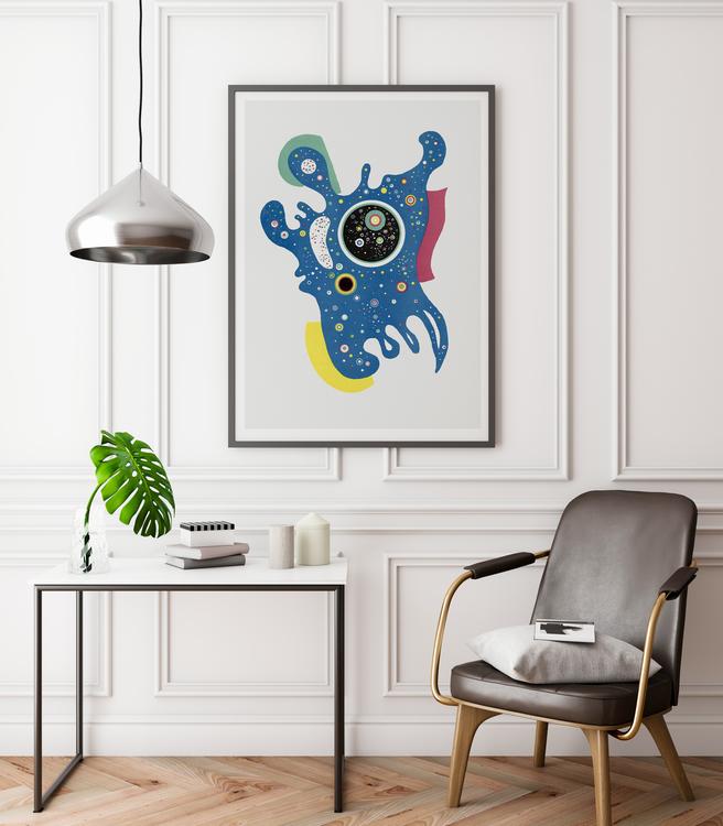 Kandinsky – Stars