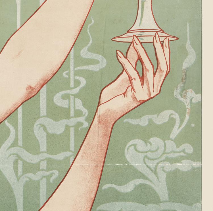 POSTER – Art Nouveau