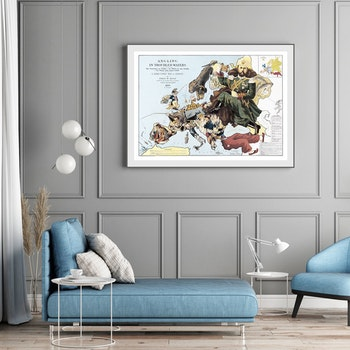 Europakarta – satir