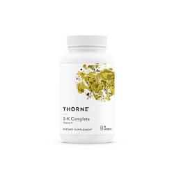 Thorne 3-K Complete, 60 kapslar