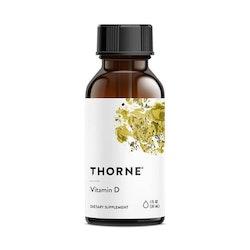 Thorne D-vitamin flytande