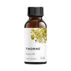 Thorne Vitamin K2 flytande