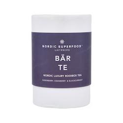 Nordic Superfood Nordic Luxury Tea - Bär