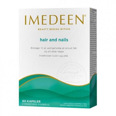 Imedeen Hair & Nails, 60 kapslar