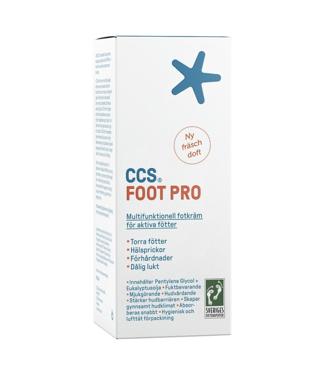 CCS Foot Pro Fotkräm, 100ml