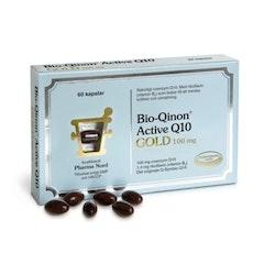 Pharma Nord Bio-Qinon Q10 Gold 100mg, 60 kapslar