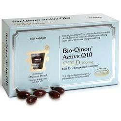 Pharma Nord Bio-Qinon Q10 Gold 100mg, 150 kapslar