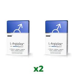 2 x L-Argiplex Total Man, 90 tabletter