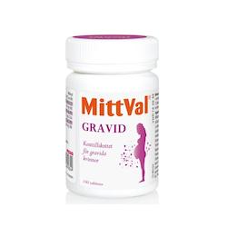 MittVal Gravid 100 tabletter