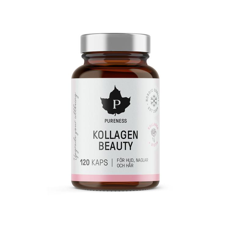 Pureness Kollagen Beauty ,120 kapslar