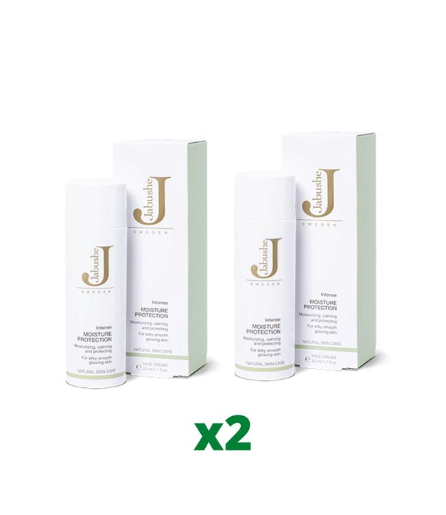 2 x Jabushe Intense Moisture Protection, 50ml