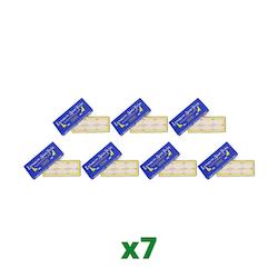 7 x Victoria Lanolin-Äggtvål (6x50g)