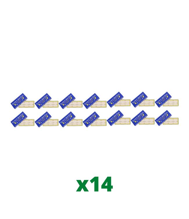 14 x Victoria Lanolin-Äggtvål (6x50g)