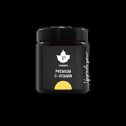 Pureness Premium C-Vitamin Pulver, 50g