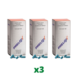 3 x Pharma Nord Prelox 140 tabletter
