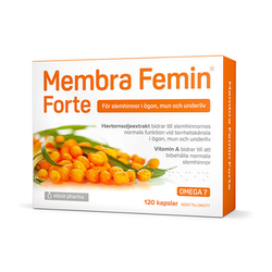 Elexir Membra Femin Forte, 120 kapslar