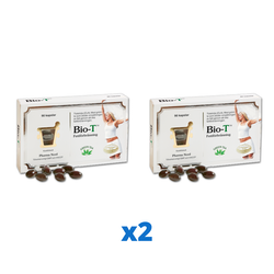 2 x Pharma Nord Bio-T, 90 kapslar