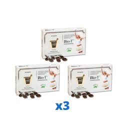 3 x Pharma Nord Bio-T, 90 kapslar
