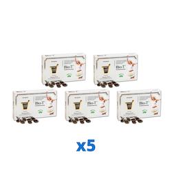 5 x Pharma Nord Bio-T, 90 kapslar