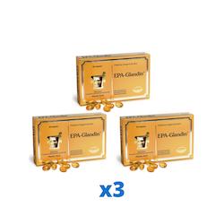 3 x Pharma Nord EPA-Glandin, 60 kapslar