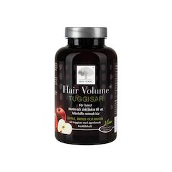 Hair Volume Tuggisar, 60 kapslar