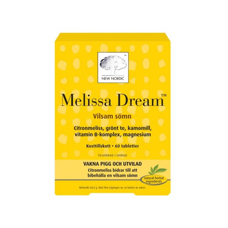 Melissa Dream, 60 kapslar