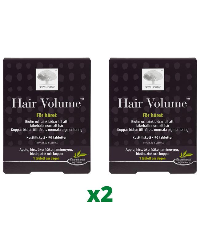 Hair Volume, 90 tabletter
