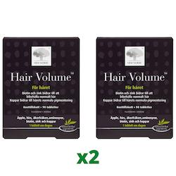 New Nordic Hair Volume, 180 tabletter