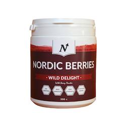 Nyttoteket Nordic Berries, 300g