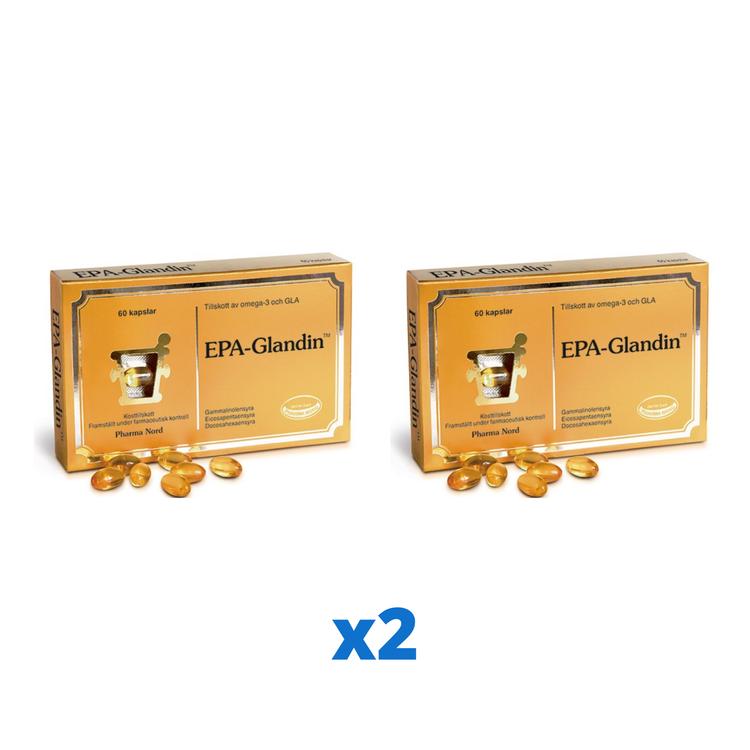 Pharma Nord EPA-Glandin, 60 kapslar