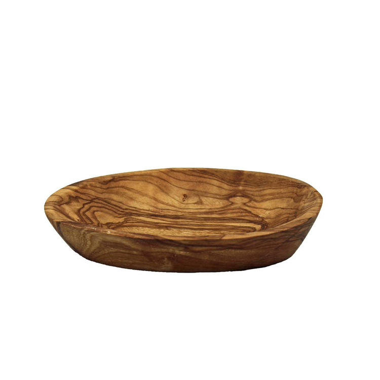 Tvålfat Olivträ 11-12 cm
