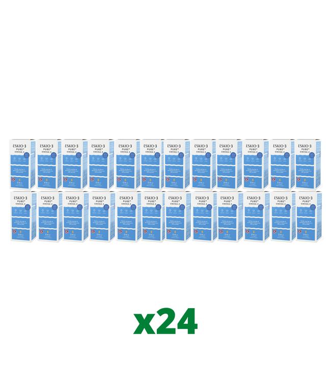 24 x Eskio-3 Pure, 210ml