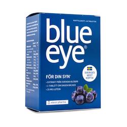 Elexir Blue Eye, 64 tabletter