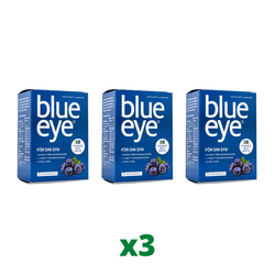 3 x Elexir Blue Eye, 64 tabletter