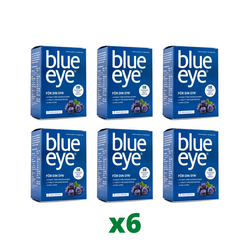 6 x Elexir Blue Eye, 64 tabletter